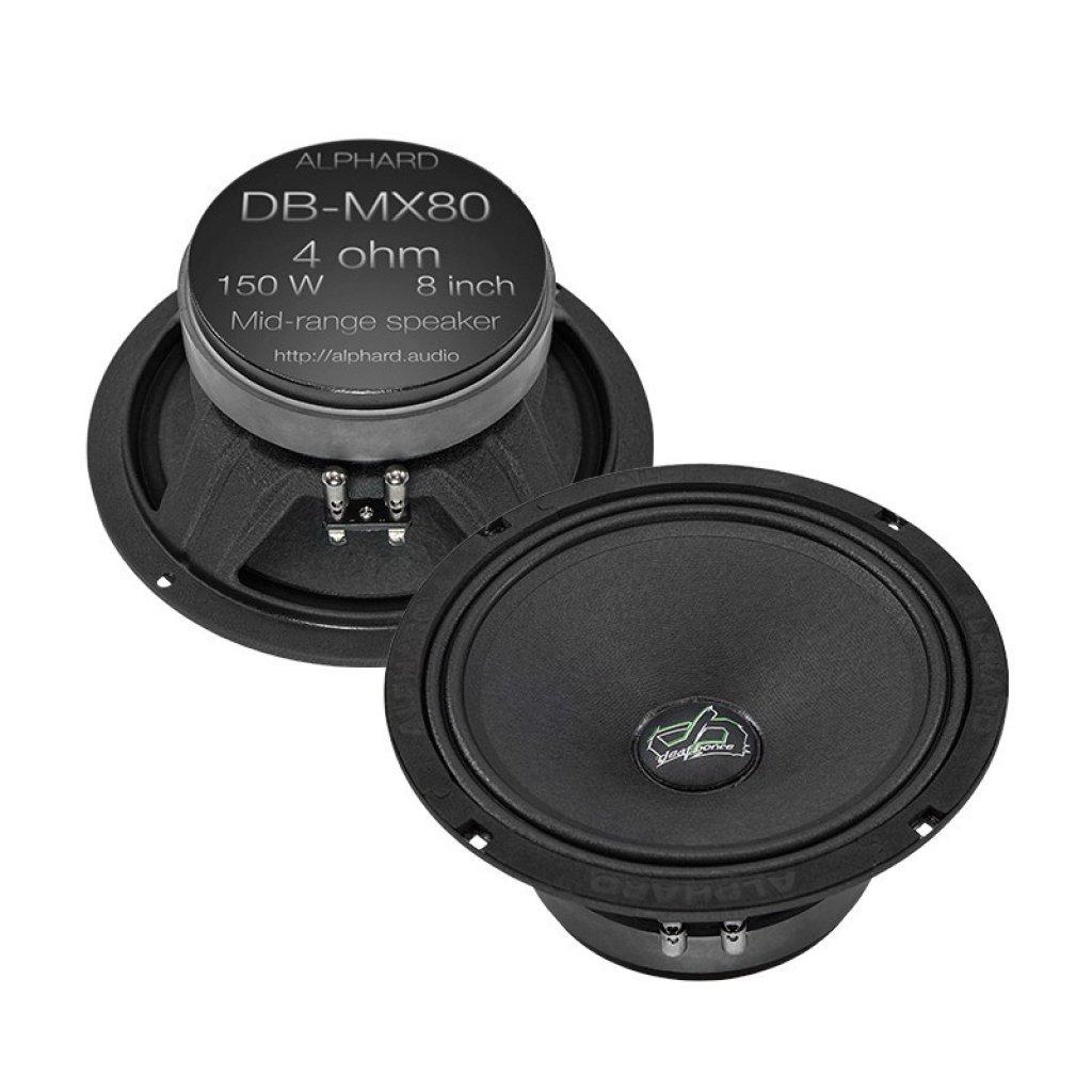 Deaf Bonce DB-MX80 (пара)