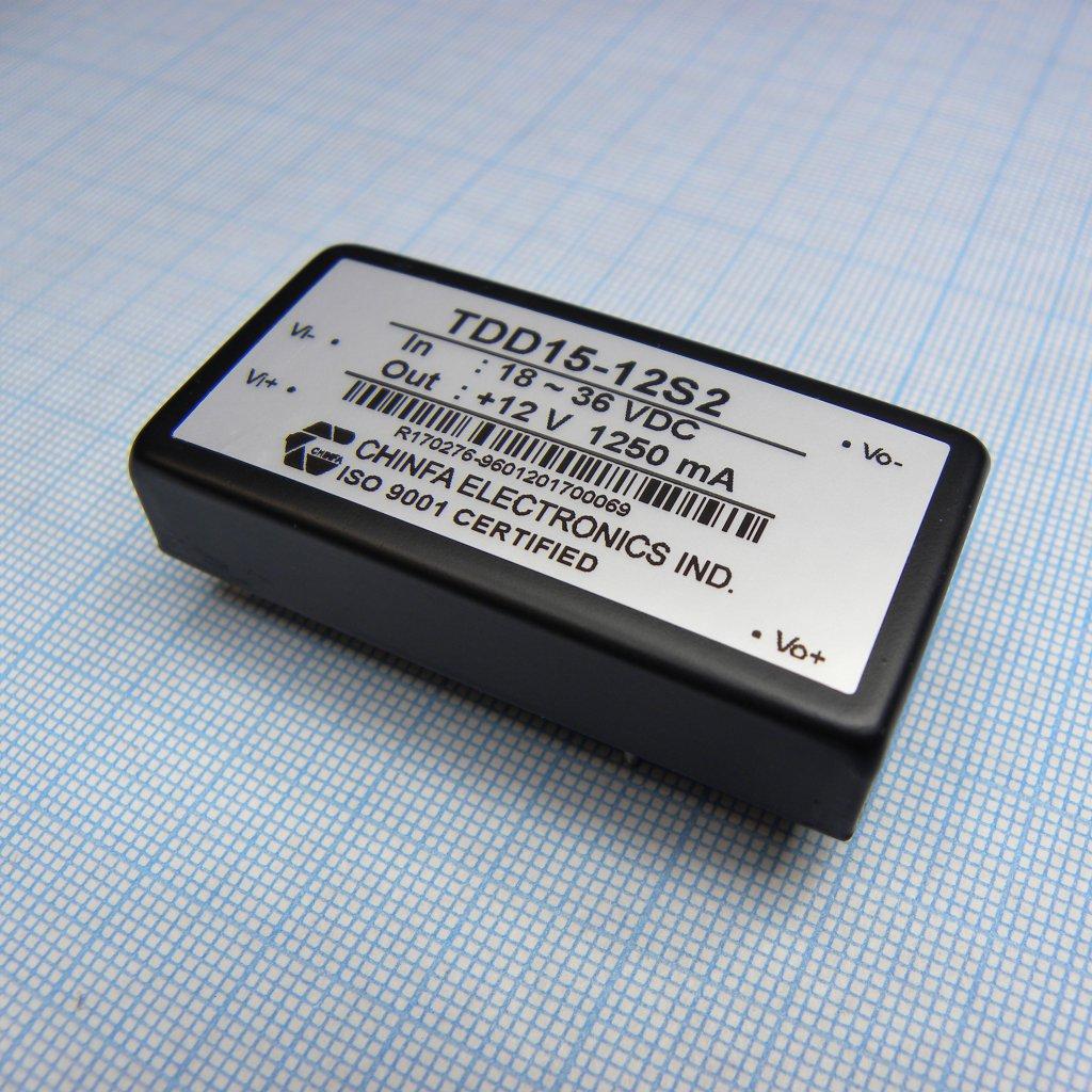 TDD15-12S2